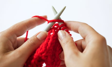 Knitting up a storm – is 'craftivism' the latest weapon against Trump?