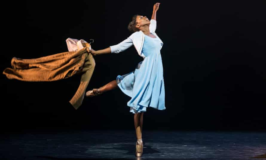 Cira Robinson in The Suit, performed by Ballet Black, at the Barbican.