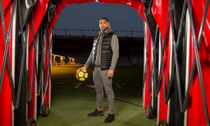 Bournemouth's Callum Wilson has had plenty of time to reflect on his life and career during his time out injured.