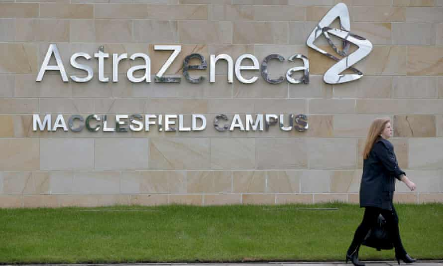 AstraZeneca's Macclesfield campus