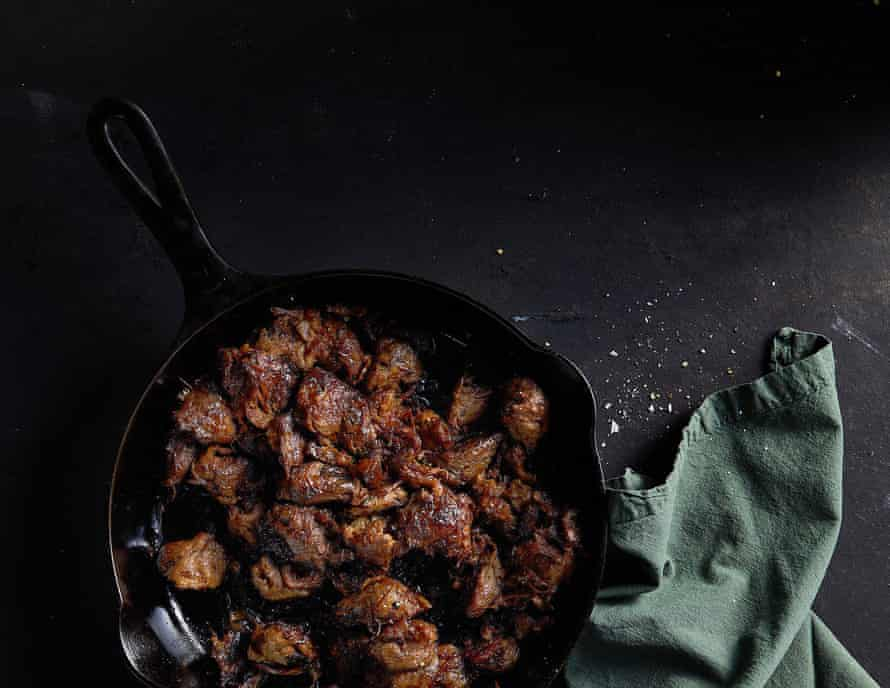 Fable Food Co's mushroom-based alternative meat product