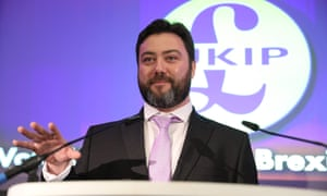 Carl Benjamin is under police investigation over his comments about Jess Phillips.