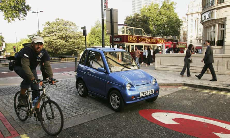 Electric cars can catch pedestrians and cyclists unawares.