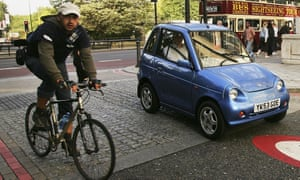 The government has slashed support for electric vehicles.
