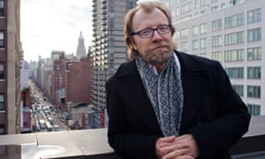 Top of the pile … George Saunders.