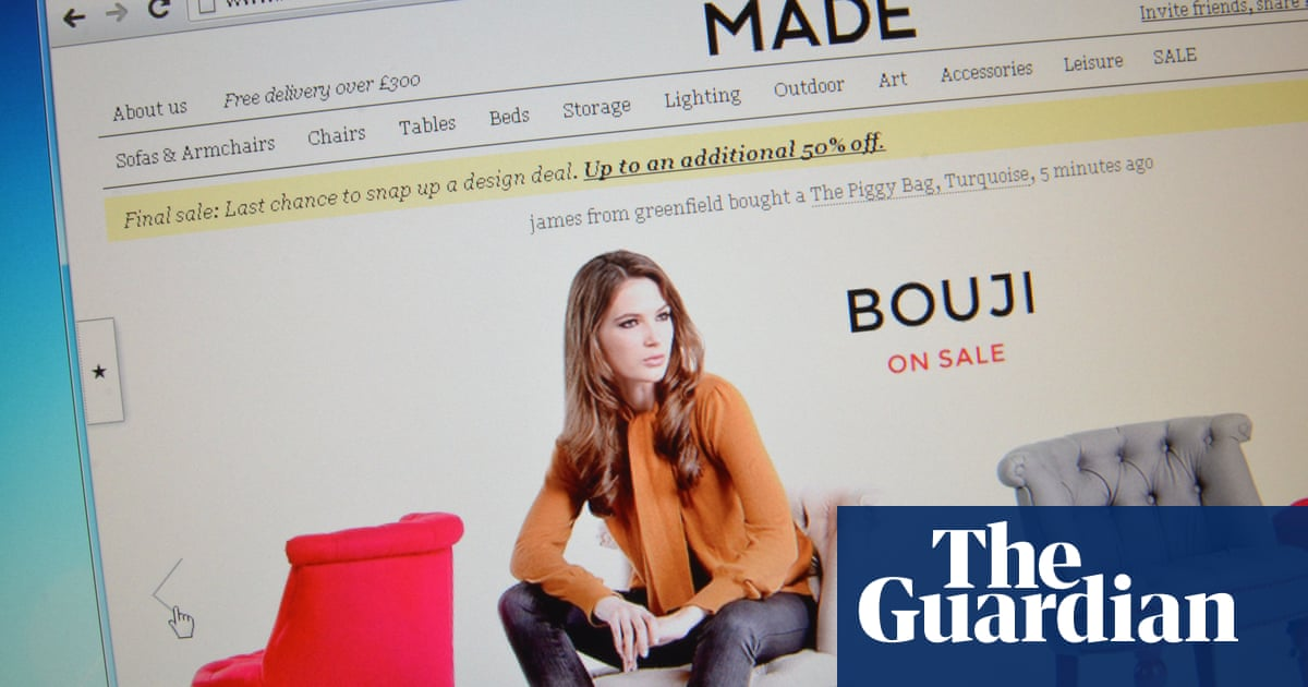 Made.com plans to raise £100m in London listing