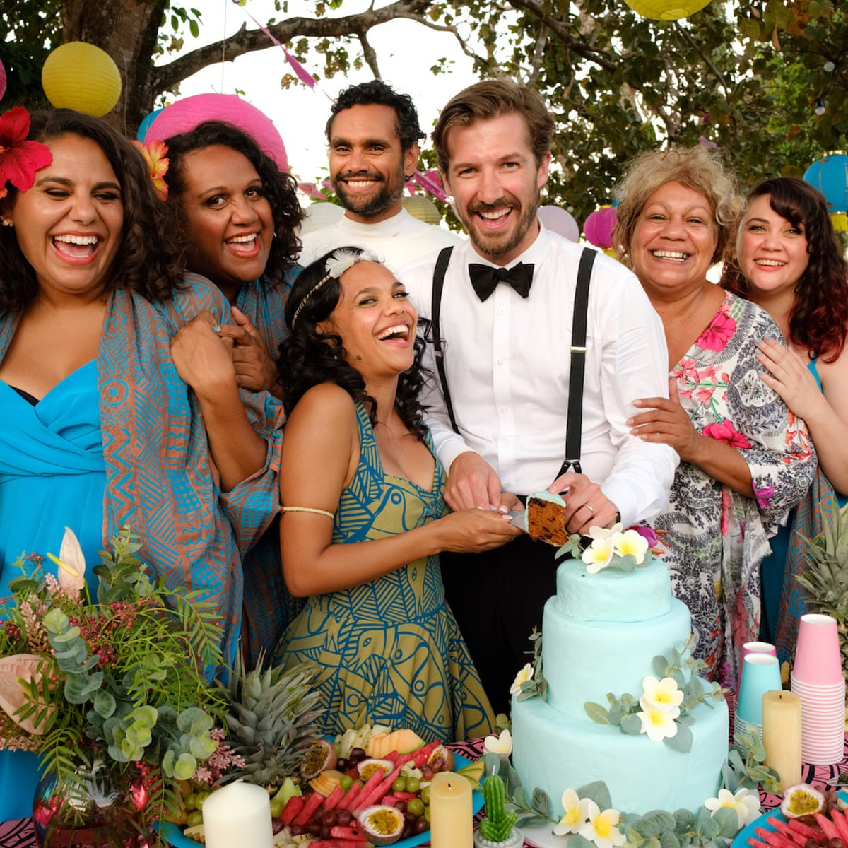 More than a romcom, Top End Wedding shows the yearning for