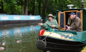Float your dotage … Great Canal Journeys.