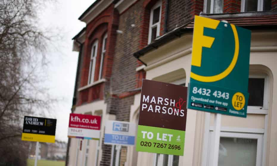 Boards of estate agents (not linked to current legal case)