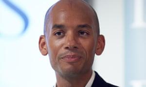 Labour MP for Streatham Chuka Umunna.