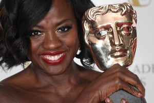 Best supporting actress … Viola Davis