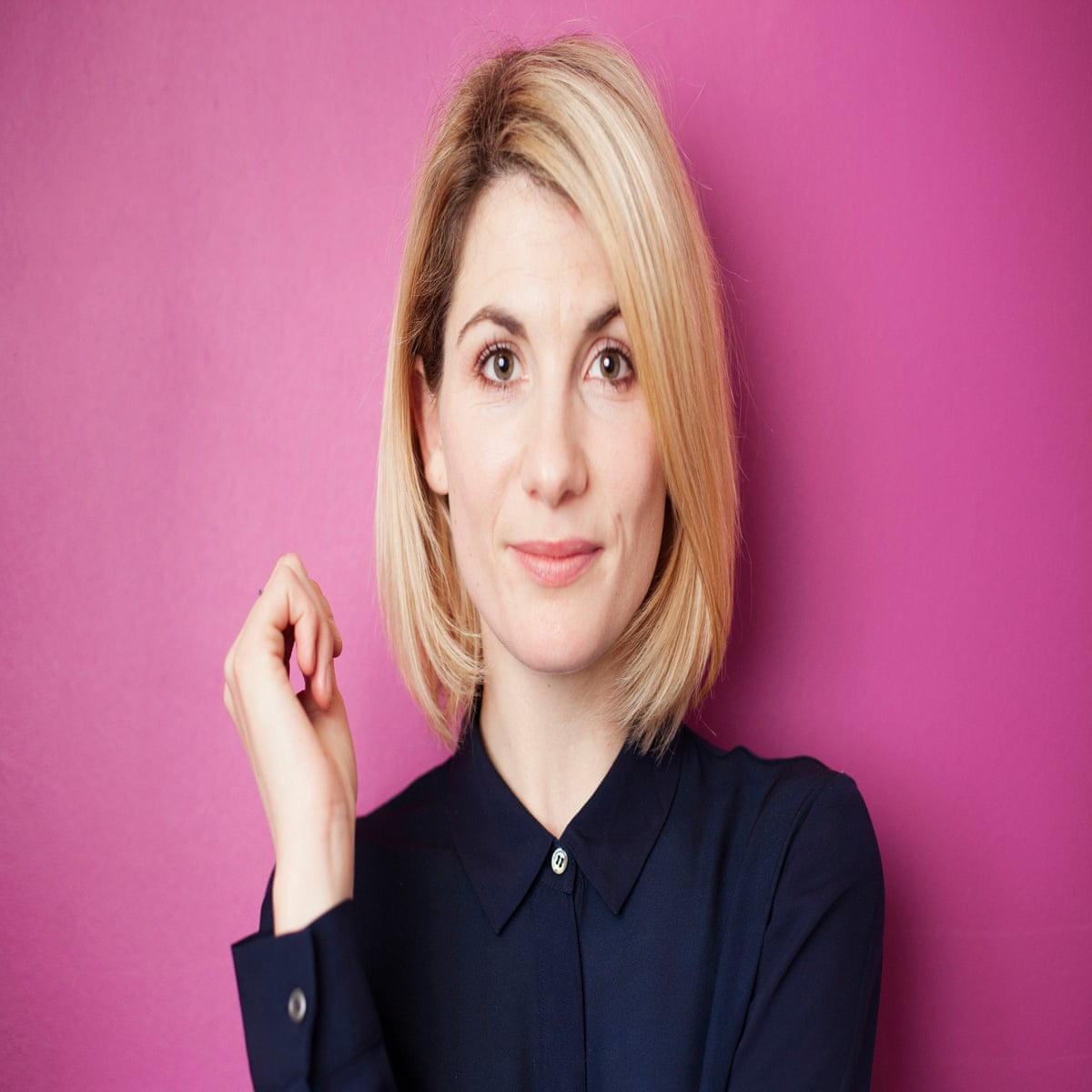 Doctor Who's Jodie Whittaker: 'My guiltiest pleasure? Drinking half a  bottle of wine every day' | Life and style | The Guardian