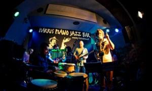 Harris Piano Bar, Kraków