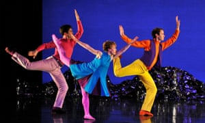 'Alive with musical discovery' … the Mark Morris dance group at the Sgt Pepper at 50 festival.
