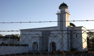 A mosque in Auckland New Zealand