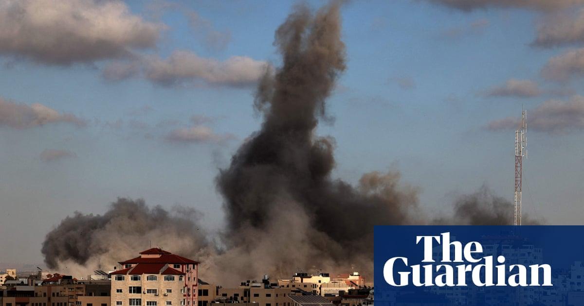 'Massive destruction': Gaza's hospitals under strain after Israeli strikes