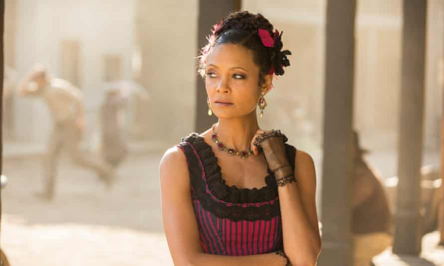 Westworld: it's basically about video games