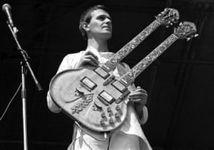John McLaughlin in 1974