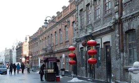 Lao Daowai, Harbin.