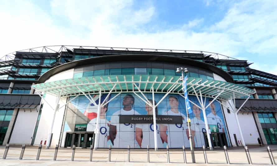 With no revenue from games and events at Twickenham, the Rugby Football Union is projecting huge losses.