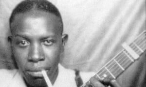 'The personification of freedom in an age of repression' … Robert Johnson. Photograph: Redferns