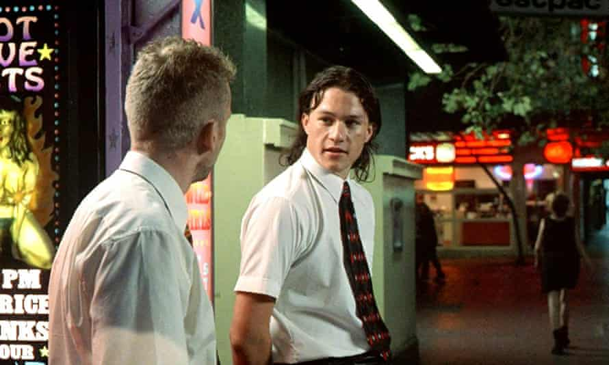 Heath Ledger in a scene from Two Hands