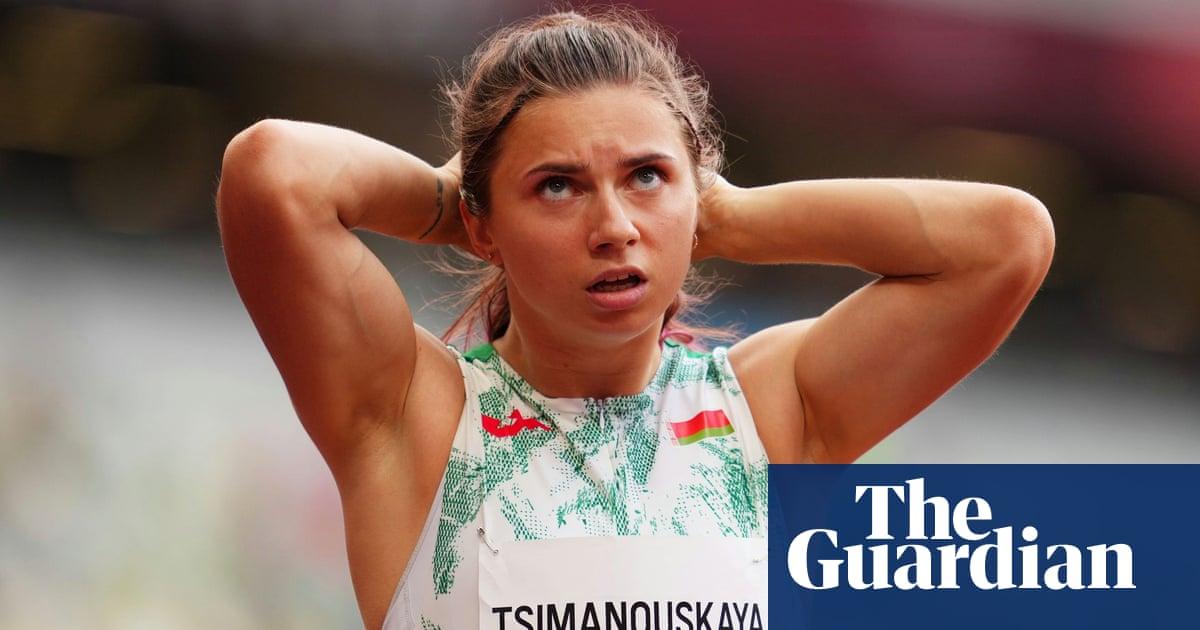 ベラルーシのオリンピックスプリンターが帰国を拒否した理由