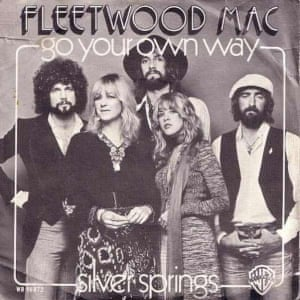Fleetwood Mac: Go Your Own Way cover