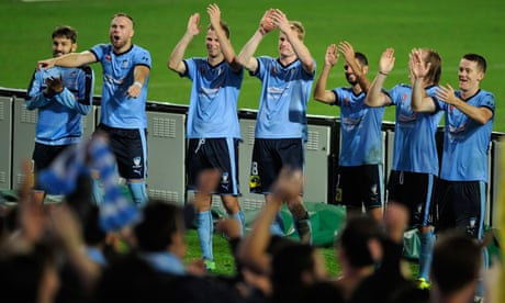 A-League: Sydney FC v Central Coast Mariners – live!