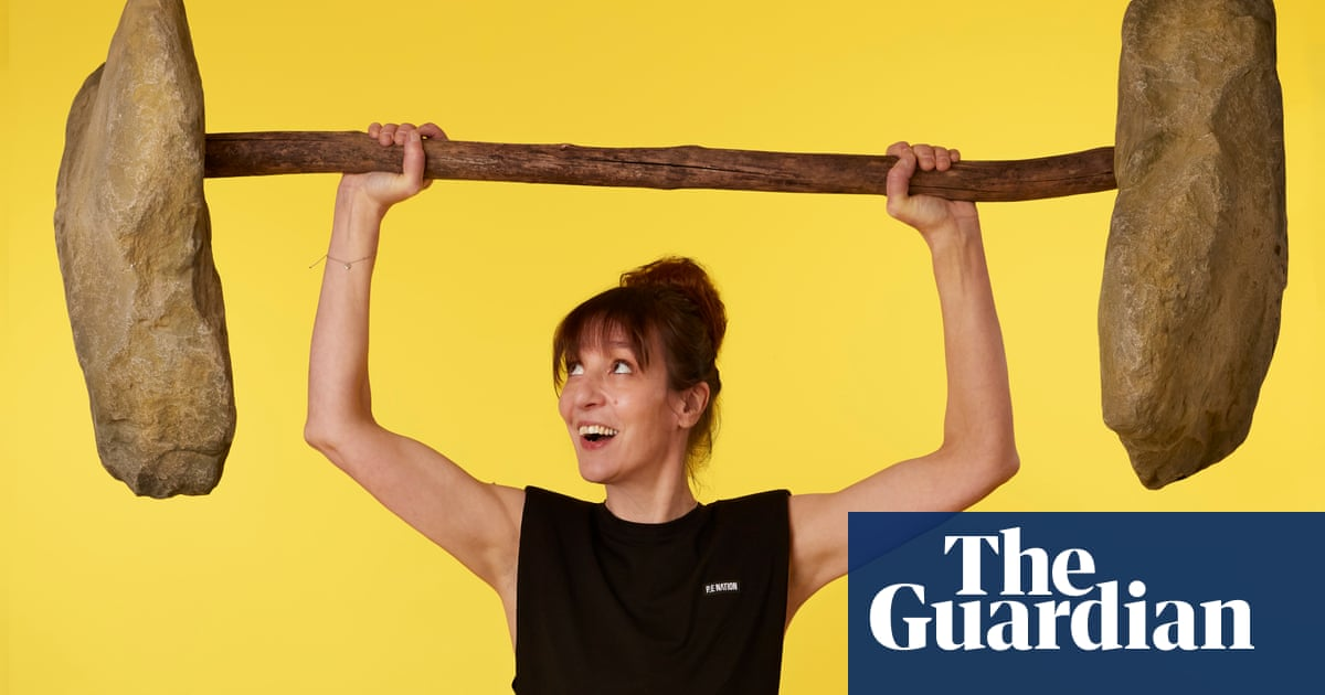 Fit in my 40s: can going back to the stone age reawaken my dormant muscles?
