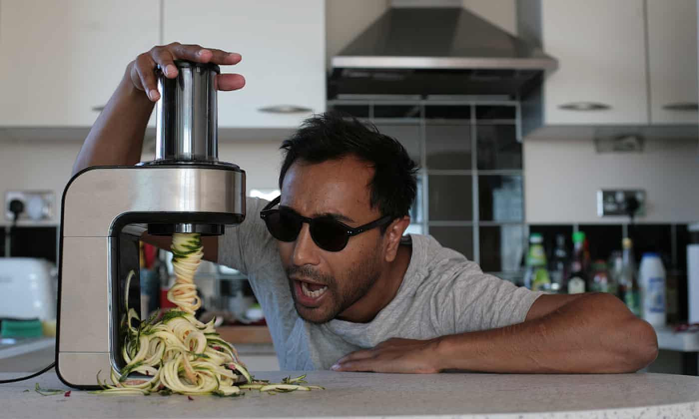 Kitchen gadgets review: Spiralizer Express – electrifying your vegetables