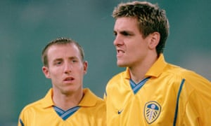 Lee Bowyer and Jonathan Woodgate at the Stadio Olimpico … 19 years ago.