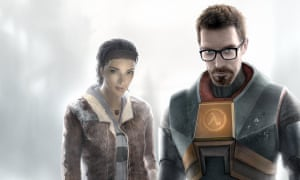 A scene from Half-Life 2. The next instalment is expected to feature Alyx Vance.