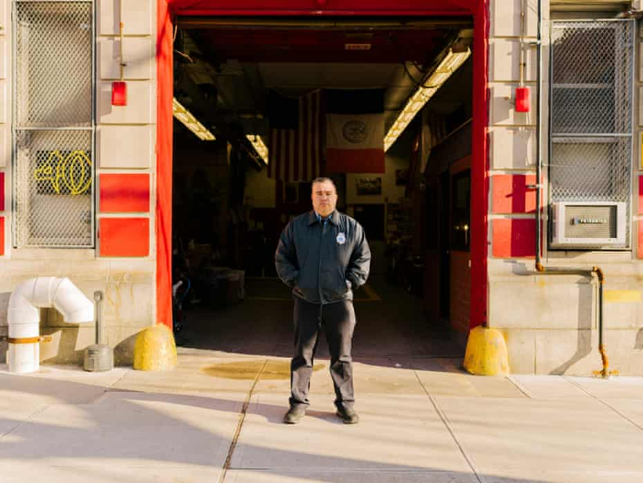 EMS workers are among the lowest paid first responders. Anthony Almojera earns extra income as a paramedic at area race tracks and conducting defibrillator inspections.
