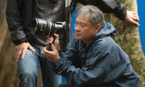 'I don't think acting is nice' … Ang Lee.