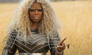 Oprah Winfrey as Mrs Which.