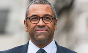 James Cleverly is a Foreign Office minister dealing with the Middle East and north Africa
