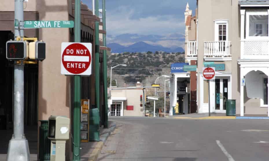 Santa Fe has seen an exodus of working-class residents.