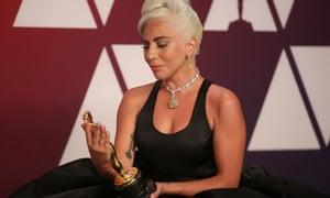 'It's not about winning' … Lady Gaga