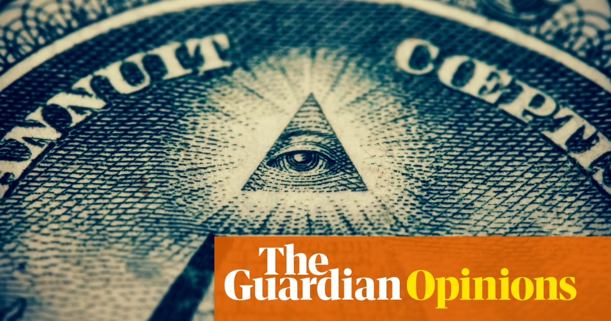 Does the Illuminati control the world? Maybe it's not such a mad