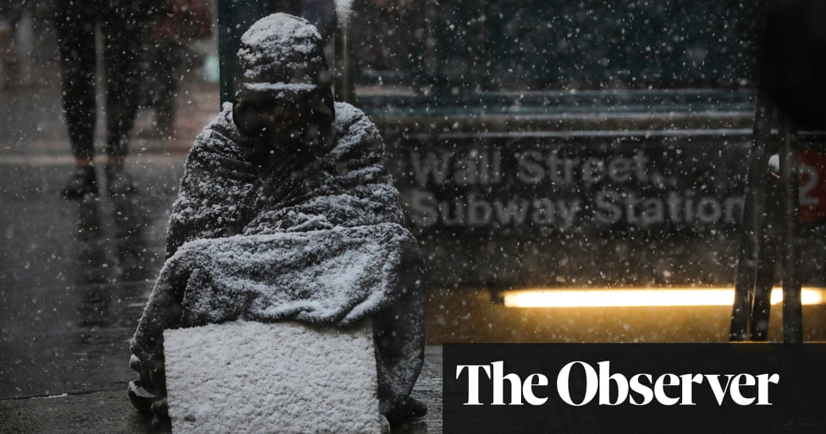 New Yorkers by Craig Taylor review – the Big Apple cut to the core