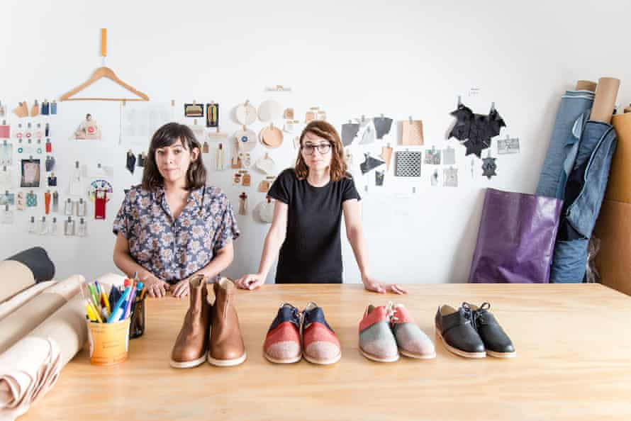 Olga Olivares and Pilar Obeso, founders of Taller Nu