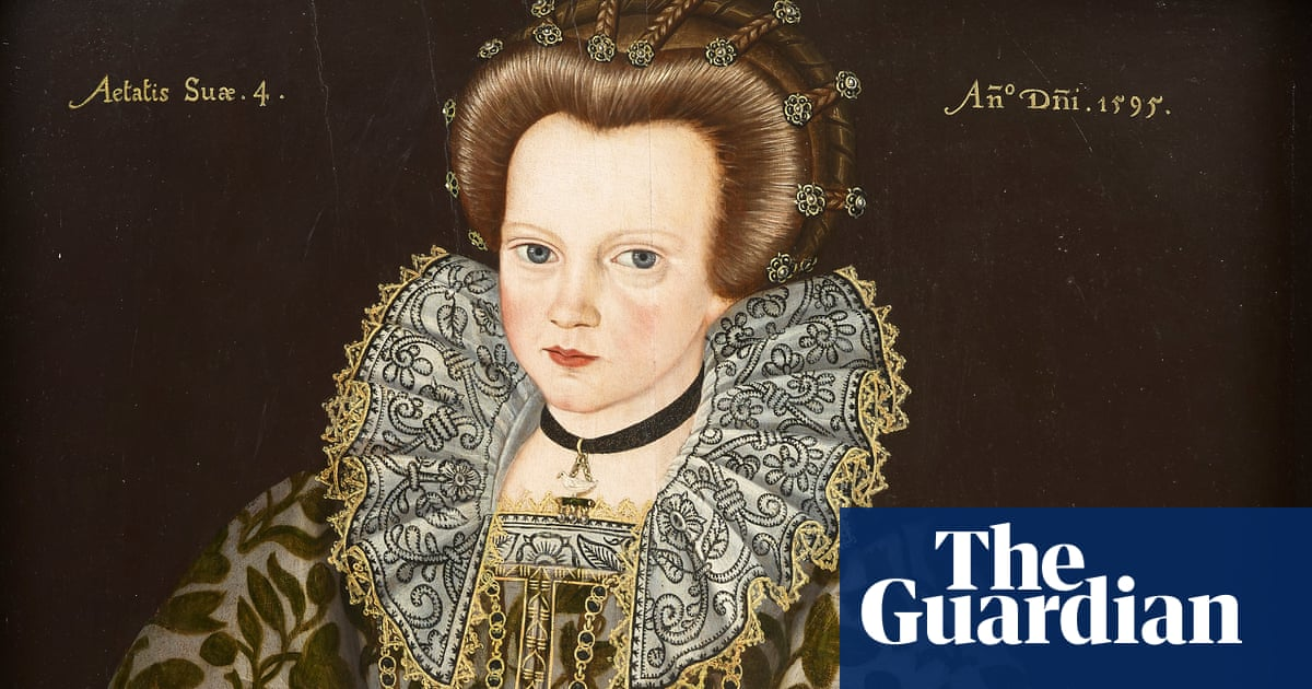 Haunted portraits, a lost church and the mystery of colour – the week in art