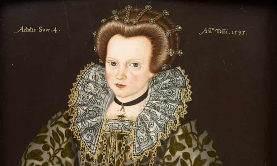 Your best bet for a historical show this month … A Young Girl by unknown artist, 1595.