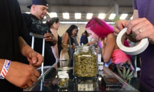 The claimed medical benefits of cannabis have already lead to a change in attitudes in parts of the US.