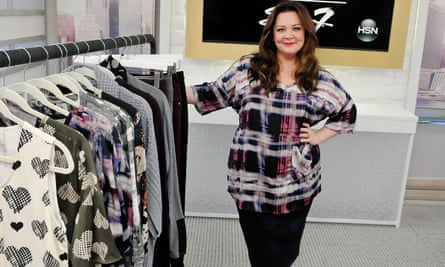 Bridesmaids actor Melissa McCarthy has produced a popular size 4 to 28 clothing line.
