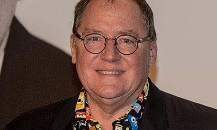 John Lasseter in 2015.