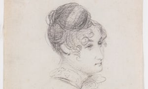 A portrait of John Constable's wife, Maria Bicknell
