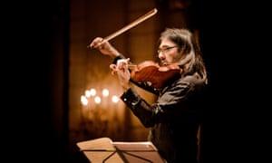 Leonidas Kavakos at the LSO international violin festival