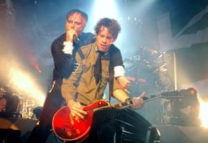 The Prodigy at Brixton Academy, 2005